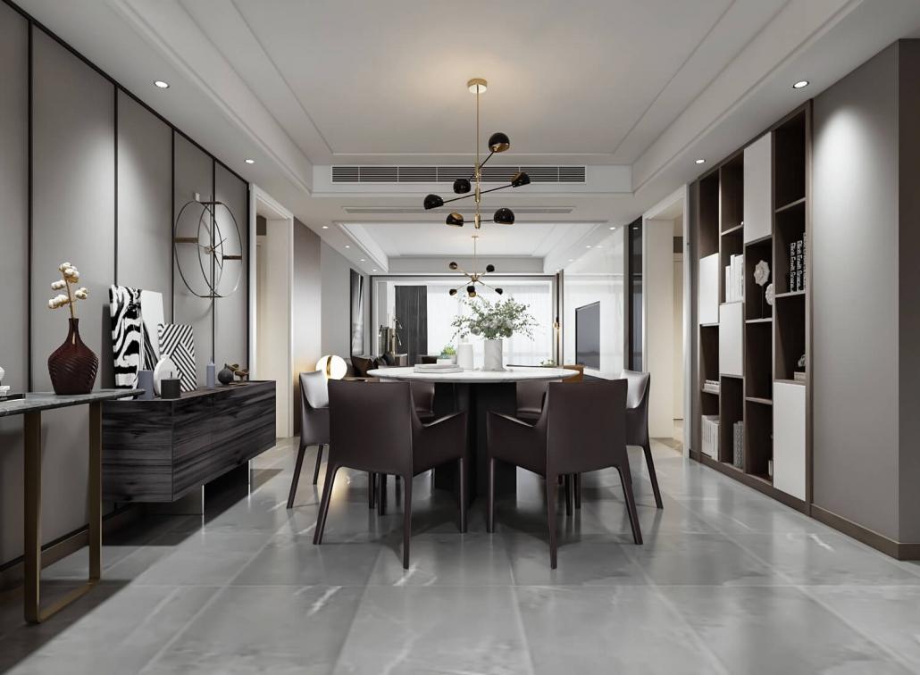 3d interior home design rendering services