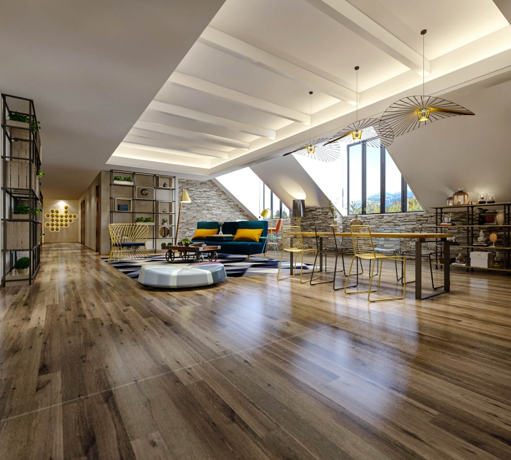 3d interior home visualization