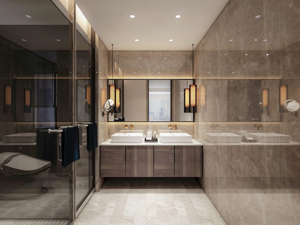 3d interior house rendering services