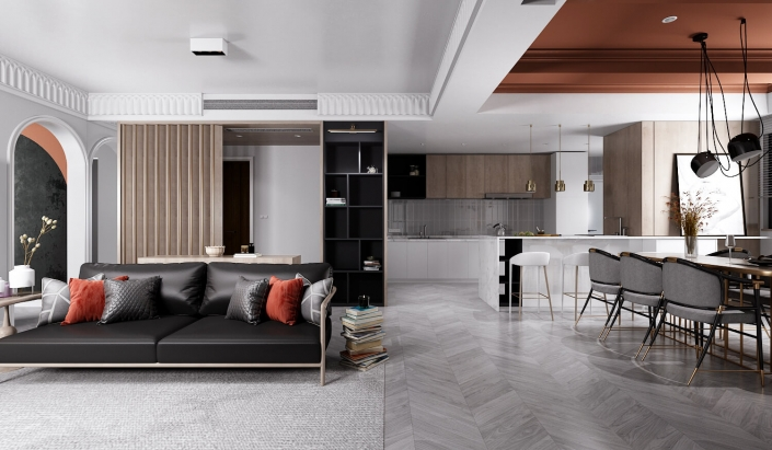3d interior house visualization services