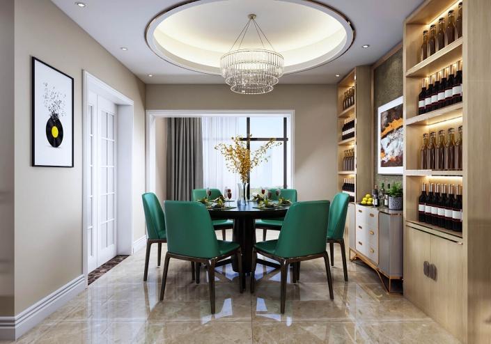 3d rendering interior design