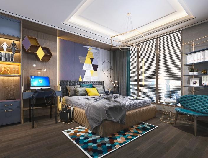 3d interior rendering studio