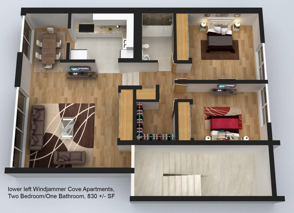 home assistant 3d floor plan