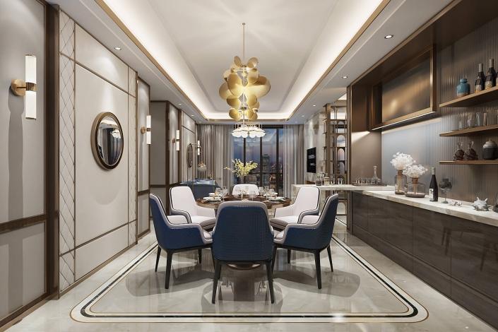 interior home design rendering services