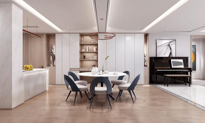 interior home visualization