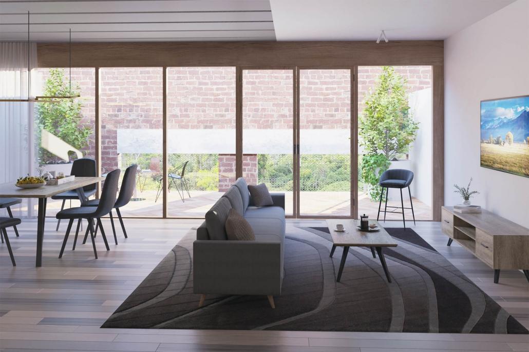 interior house visualization