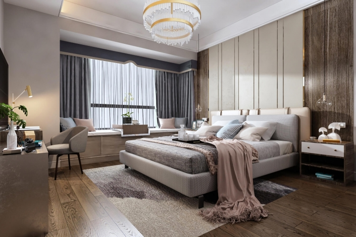 photorealistic interior rendering