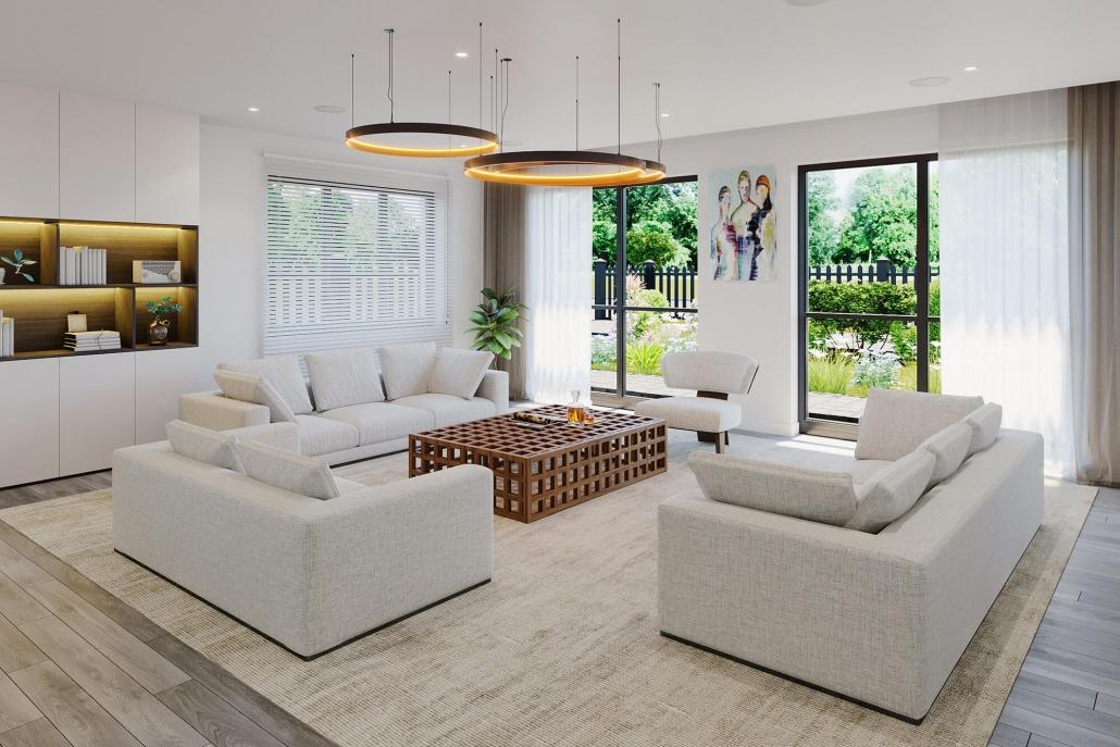 3d rendering services for interior design