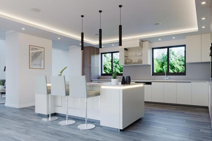 3d interior visualisation