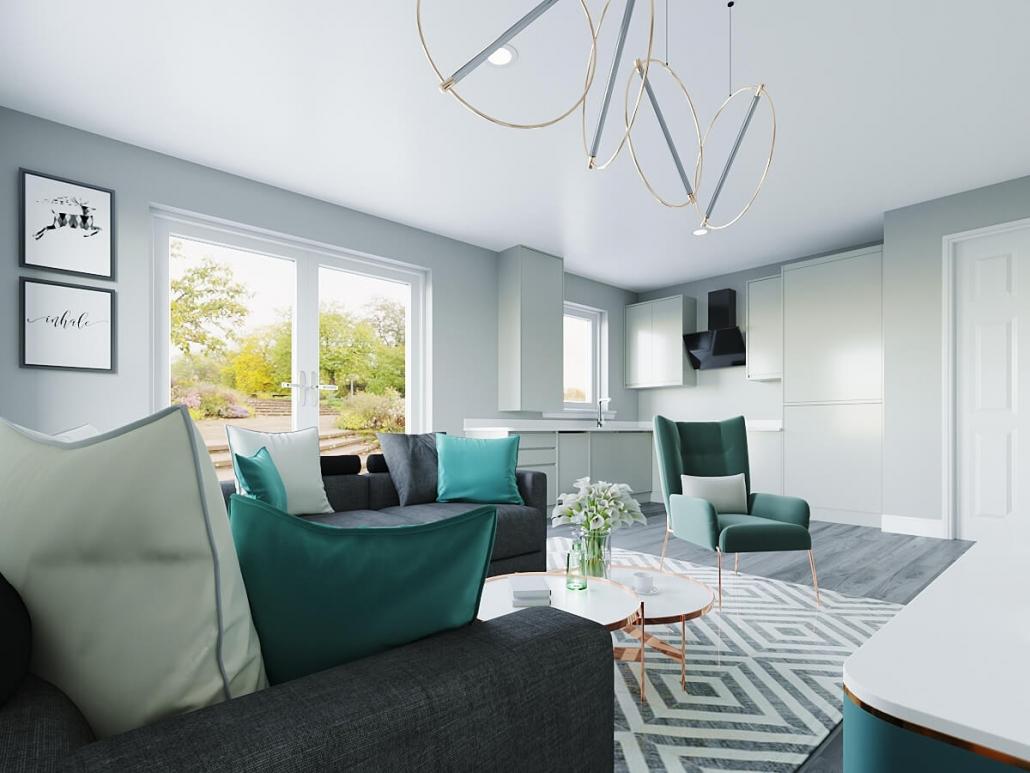 interior rendering company