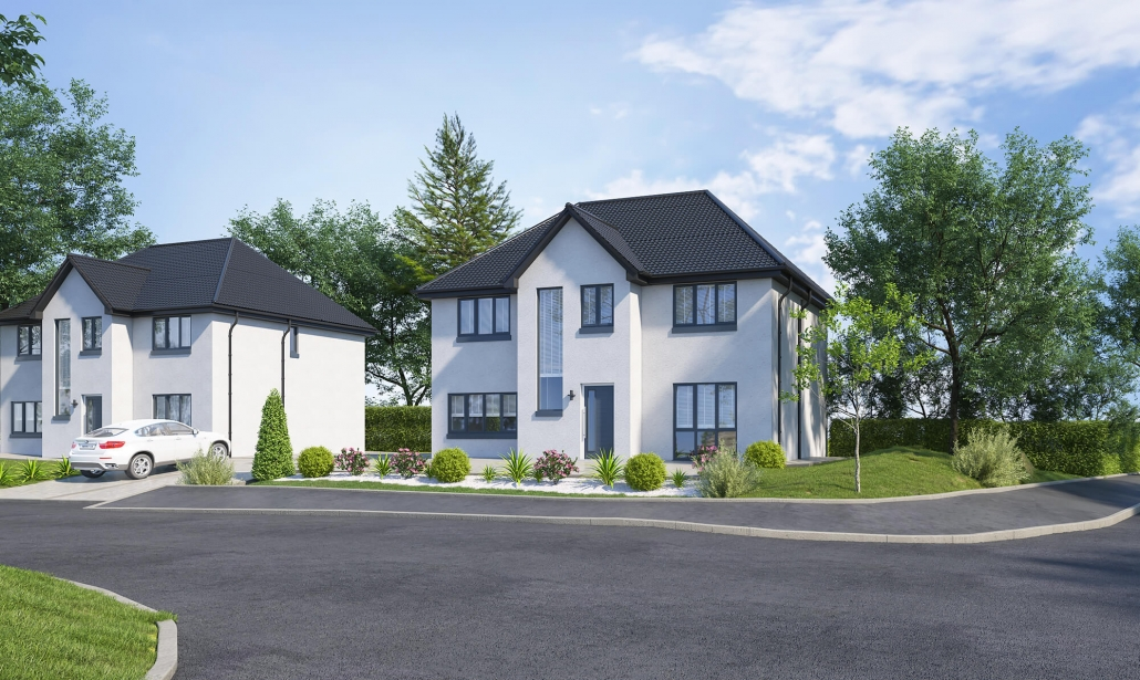 how much does house rendering cost