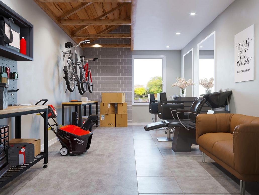 3d rendering home design