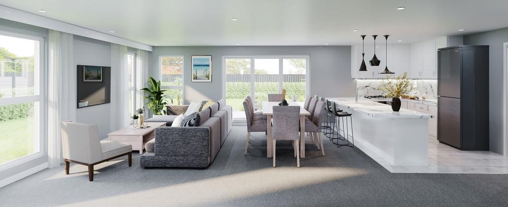 3d interior rendering services
